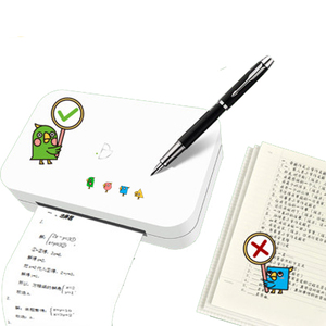 Poooli L3 Max Photo Printer 57 80 111mm Portable Mini Pocket Bluetooth Wireless Picture Receipt Printing Mobile For Smartphone