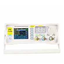 FY6900 DDS Dual-channel Digital Function Arbitrary Waveform Signal Generator Pulse signal source Frequency counter