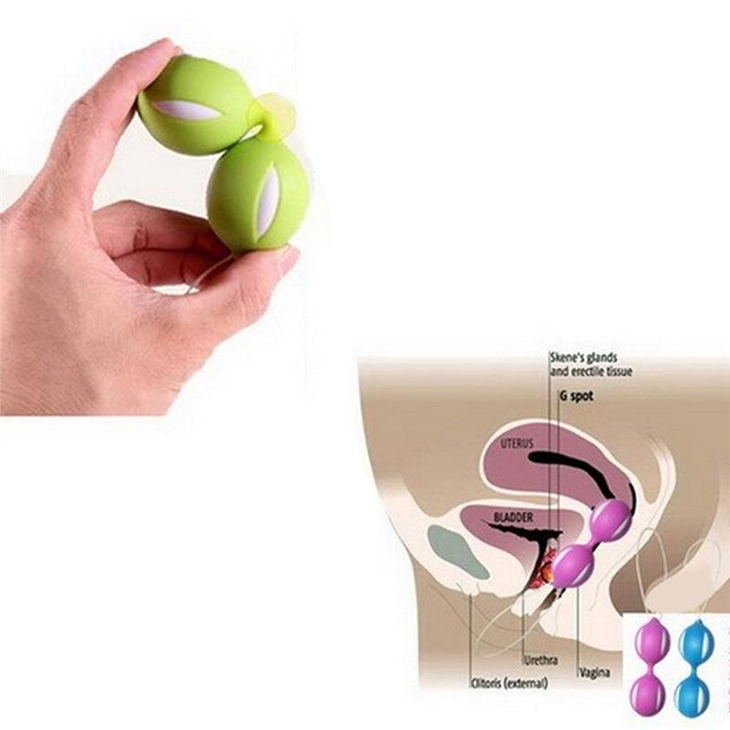 Bola de silicona inteligente para hombre y mujer, juguete sexual de seguridad Global, con Vagina, máquina para apretar, Bola de Geisha, producto para adultos