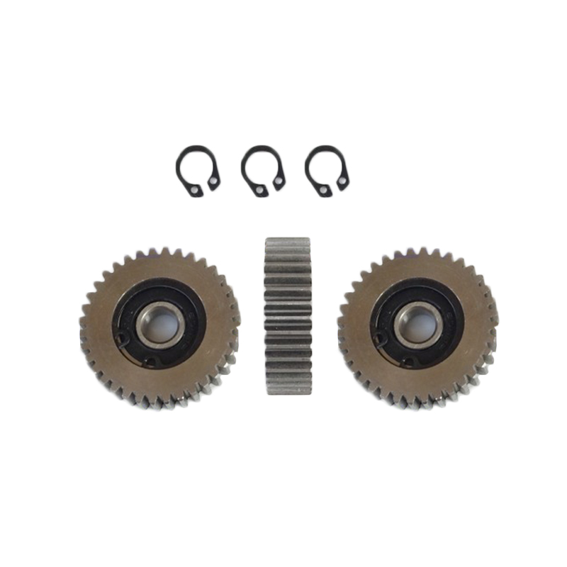 3Pcs Electric Bike Bicycle 36T Steel Motor Gear For Bafang Motors 38mm Durable Steel Replacement