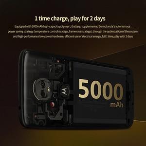 Image 4 - Moto Mobile Phone E5 Plus 4GB 64GB Smartphone BT5.0 Full Screen 6 Inch Metal Phone 12MP Camera 5000mAh support Fast Charging