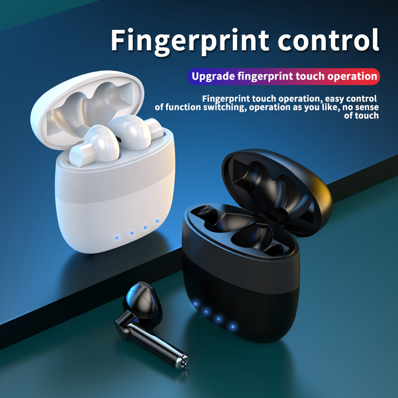 TWS Bluetooth Wireless Earphones 5 0 Touch Control Stereo Waterproof Headsets for Xiaomi Huawei Samsung with Microphone M35