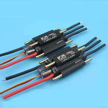 1PC Forward/Backword 70A 90A 120A 130A 150A 160A ESC 2S-6S Brushless ESC SBEC OPTO HV Waterproof Speed Controller for RC Boats tenshock bx80 marine brushless esc