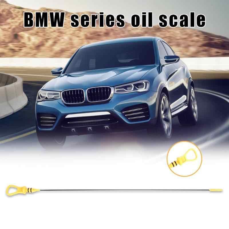 Aceite de motor Dip palo de mango Nylon gobernante de fibra de vidrio práctico para BMW MINI Cooper S 2002, 2003, 2004, 2005, 2006 2007, 2008