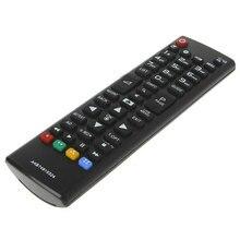 Akb74915324 smart handheld impressão clara fácil instalação casa abs inglês substituição de controle remoto preto prático para lg tv