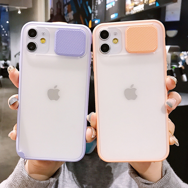 Protection Phone Case For iPhone 11 11 Pro Max XR XS Max 6S 7 8 Plus X