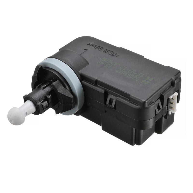 1Pcs 12V Auto Car Headlight Adjustment Motor Electrical Equipment For Linear Servo Gear Motor Linear Actuator For Speed 1mm/s