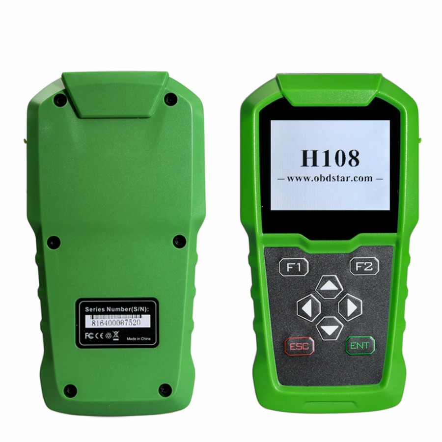 Image 4 - Original OBDSTAR H108 PSA Programmer Support All Key Lost/Pin Code Reading/Cluster Calibrate-in Auto Key Programmers from Automobiles & Motorcycles on