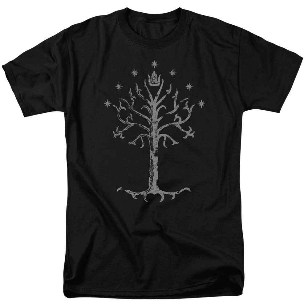 O senhor dos Anéis DE ÁRVORE DE GONDOR Licensed Adulto T-Shirt Todos Os Tamanhos