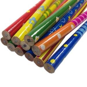 Image 3 - 60 قطعة/الوحدة الرقمية وعيد الميلاد والموسيقى أقلام طالب القرطاسية بالجملة