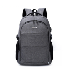 2019 Hot Sale Nylon Mochila Escolar Cross-border New Waterproof Backpack Male Han Edition Leisure Travel Luggage Computer Spot