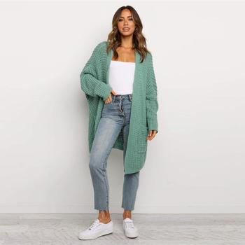 Women Cardigan 7 Colors Autumn Winter Female Cardigans S To XL Long Sleeves Women`s Jacket 2020 Clothing
