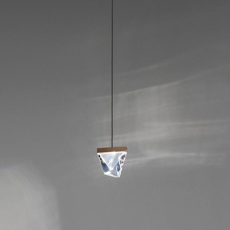 Nordic Luminaria Pendente Lustre Pendente Glass   Living Room  Deco Maison