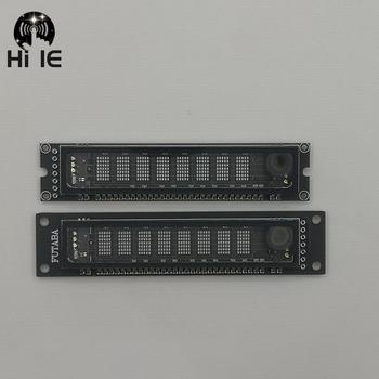 8-Bit 16-Bit z matrycą punktową pokładzie VFD ekran graficzny kraty dla Arduino C51 STM32 mikrokontroler fluorescencyjny VFD wyświetlacz tanie i dobre opinie CN (pochodzenie) Zegary biurkowe Bambusowe i drewniane DIGITAL VFD Clock LUMINOVA QUARTZ