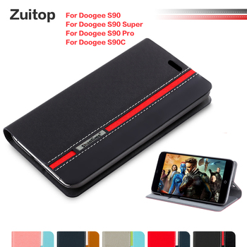 Перейти на Алиэкспресс и купить Ковбойский чехол для телефона из искусственной кожи Для Doogee S90 флип-чехол Для Doogee S90 Super/Doogee S90 Pro/Doogee S90C силиконовый чехол для задней панели