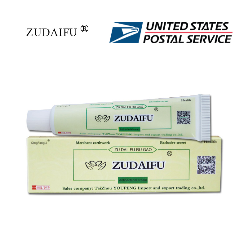 ZUDAIFU  Cream Skin Psoriasis Cream Dermatitis Eczematoid Eczema Ointment Treatment With Retail Box