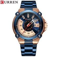 CURREN Watches Men's luxury Watch Quartz