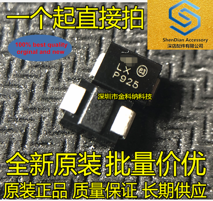 30pcs 100% Orignal New SM6T15CA SMD DO-214AA ESD Suppressor TVS Diode Silk Screen LX SMB In Stock