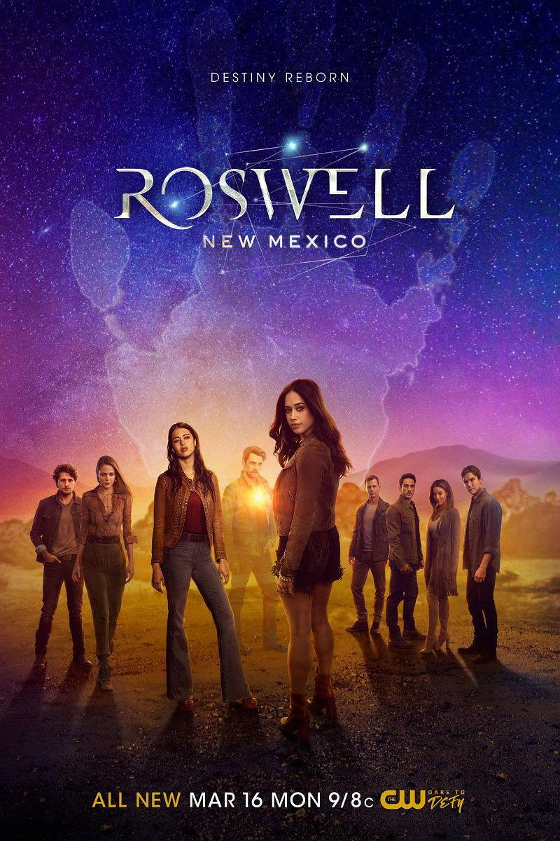 罗斯威尔 第二季 Roswell, New Mexico Season 2