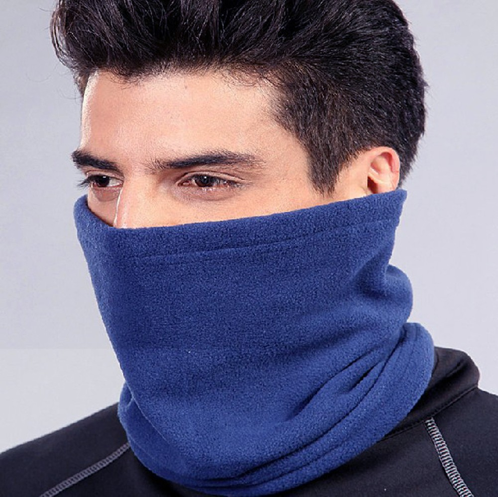 Sleeper #P501 2019 NEW FASHION Scarves Multifunction Women Men Thermal Fleece Snood Neck Warmer Mask Beanie Hat Free Shipping