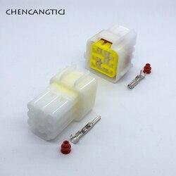 2 комплекта 9 Pin Путь Автомобильный Электрический Кабель коннектор Мужской Женский Разъем для Toyota FW-C-9F-B FW-C-9M-B DJ7091Y-2.3-11