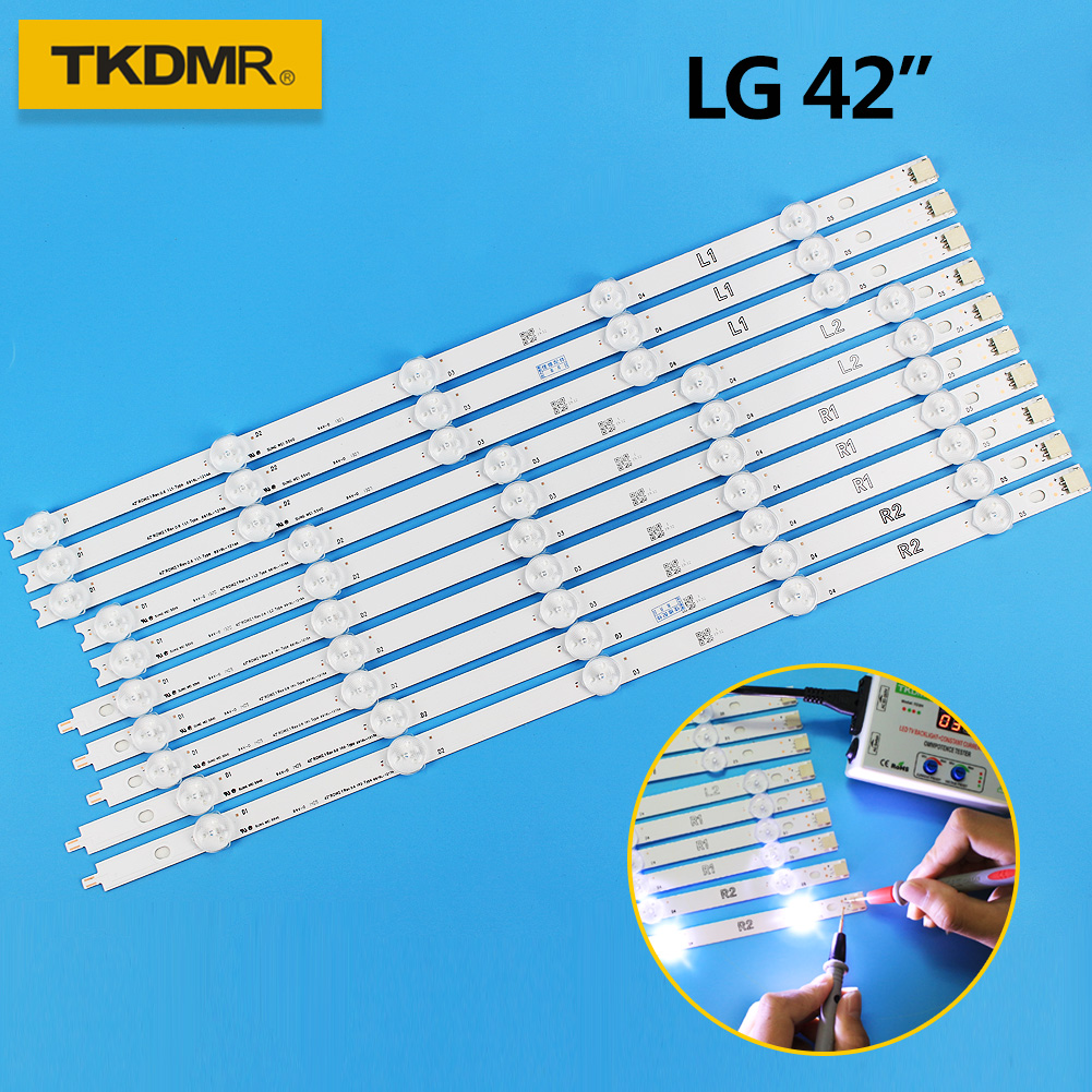 TKDMR LED Backlight Strip For LG 42