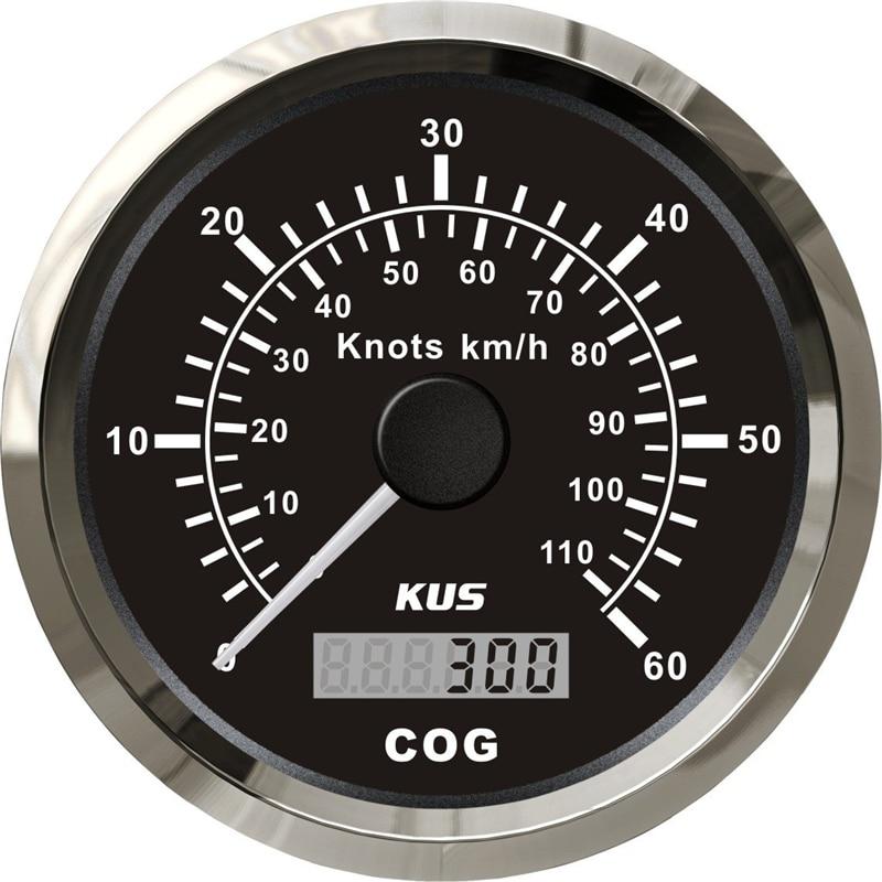 Yacht Kadir Gauge Speed