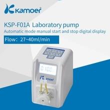 Kamoer KSP-F01A Регулируемый перистальтический насос(lcd, регулируемый, высокая точность, Малый перистальтический насос, жидкостный насос