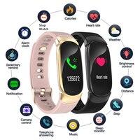 Heißer Sport Smart Uhr QW16 Männer Frauen Bluetooth Armband Herz Rate Monitor Sitzende Anruf Erinnerung Kind relogio für IOS Android