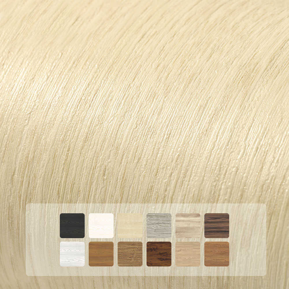 3//5//10M Wood Grain Self-adhesive Wallpaper Sticker Waterproof Film Wall  O