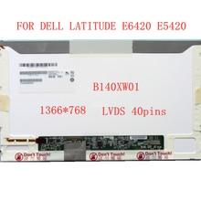 ЖК экран b140xw01 для ноутбука 140 дюймов матричный дисплей
