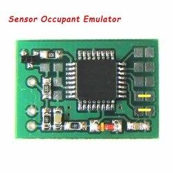 Nowy Emulator czujnika siedzenia dla BM dla MB naprawa SRS narzędzie do resetowania światła wsparcie E38 E39 E46 E53 E83 W168