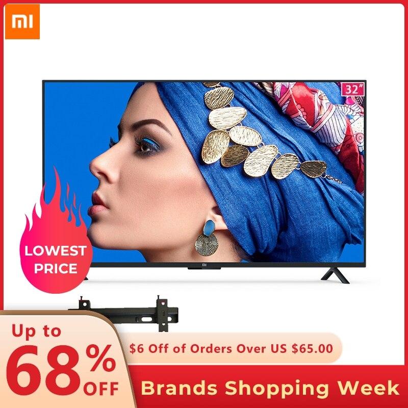 Xiaomi Lcd-Screen Television TV Smart-Tv HDMI 32inch 4GB WIFI 4A 1GB English-Interface