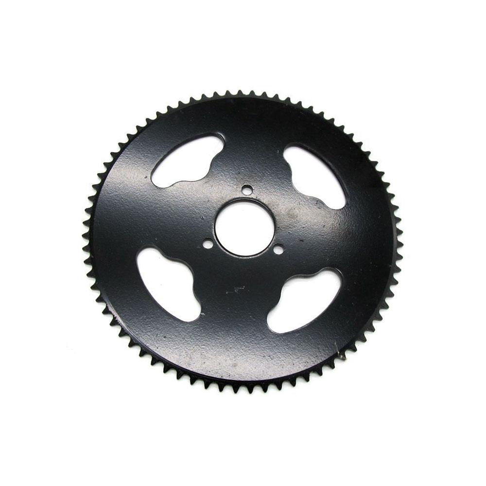 Engrenagem traseira da roda dentada da motocicleta t8f74t diâmetro interno 35mm para atv, quad, pit dirt bike, ir kart, buggy e outros veículos fora de estrada