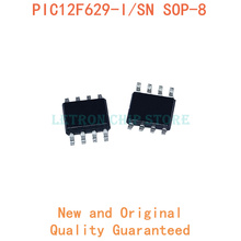 10PCS PIC12F629-I/SN SOP8 PIC12F629 SOP-8 12F629 SOP SOIC8 SOIC-8 SMD new and original IC Chipset