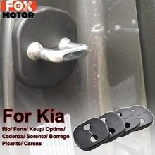 Misima Door Lock Catch Cover Waterproof Protect Cap For Kia Carens Picanto Morning Borrego Sorento Rio Forte Cadenza Optima