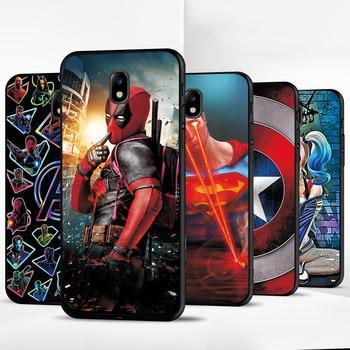 Samsung Galaxy Marvel Avengers Phone Cover