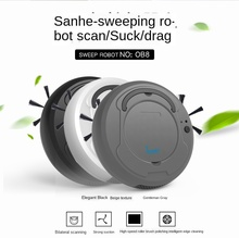 Robot Vacuum Cleaner Robotic Smart  Sterilize Vacuum Cleaner for Home Auto Dust Sterilize Automatic Remote Control dibea gt200 smart gyroscope robot vacuum cleaner for home automatic sweeping dust sterilize smart planned washing mopping