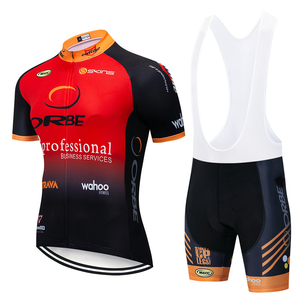 2020 newM team jersey 9D bicycle shorts set quick dry for Men Bicycle clothing pro cycling team