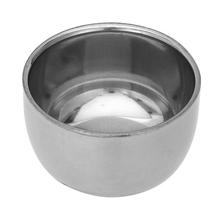 Stainless Steel Brush Shave Bowl Razor