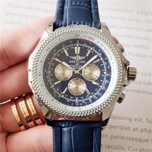 NEW Breitling Luxury Brand Mechanical Wristwatch Mens Watches