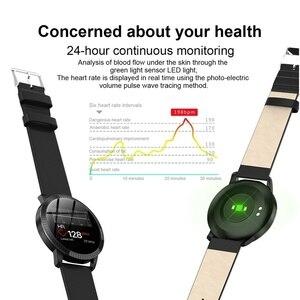 Image 2 - Chống Thấm Nước Đồng Hồ Thông Minh Smart Watch Nữ Đáng Yêu Vòng Đeo Tay Đo Nhịp Tim Theo Dõi Giấc Ngủ Đồng Hồ Thông Minh Smartwatch Kết Nối IOS Android Dây Đeo Tay