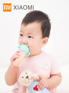 XIAOMI Vegetables-Cup Food-Extrusion-Container Feeding-Cup Baby Koala Mama Silicone Fruits