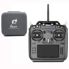 Zworka T18Pro pilot radiowy RDC90 czujnik JP5 in 1Multi Protocol moduł RF OpenTX (T18 z gimbalami halowymi)