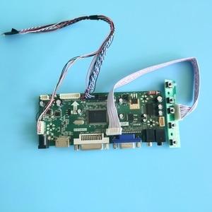 "Image 1 - Kit for LTN121W4 L01 VGA DVI Monitor M.N68676 Controller board Panel Screen LED DIY LVDS 40pin 12.1"" 1280X800 HDMI LCD"