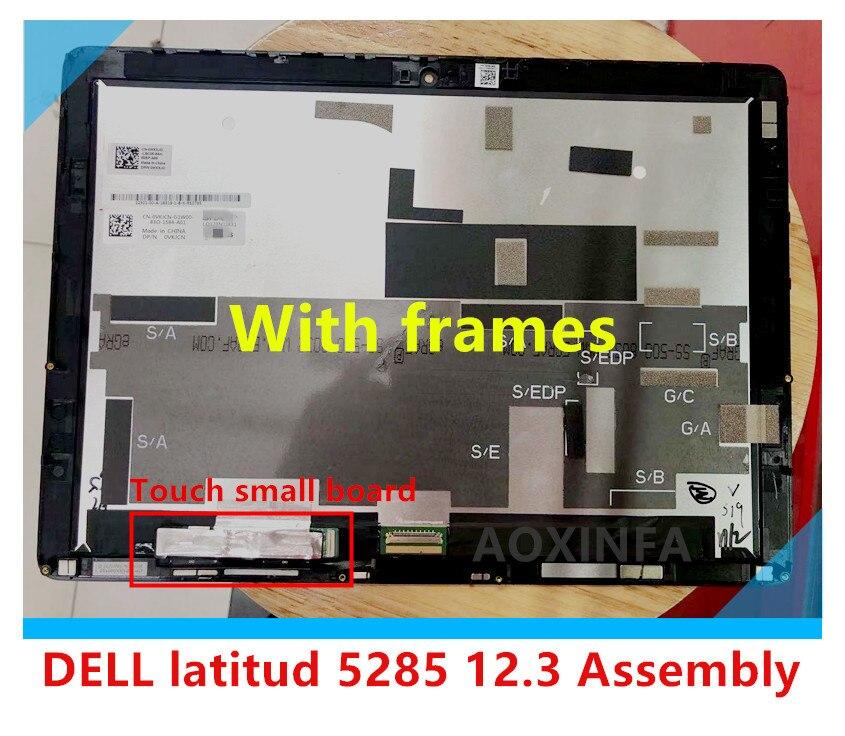 For DELL Latitud 5285 12,3