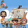 ONE PIECE ZORO Monkey D. Luffy NAMI FRANKY экшн-фигурка ПВХ модель игрушки подарок на день рождения с оригинальной коробкой Бесплатная доставка