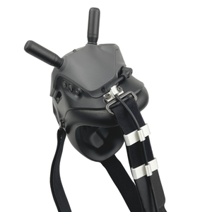 Image 5 - Power Cable Fixer for DJI FPV Goggles V2 Cable Management Holder Fixed Buckle Power Cord Line Anti loosing Harness Accessories