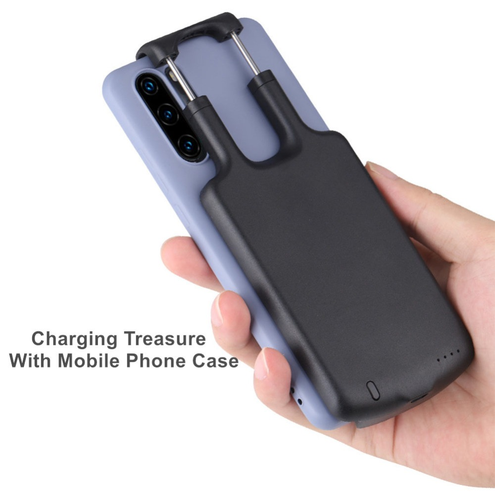 Universal Battery <font><b>Charger</b></font> Case For <font><b>Google</b></font> <font><b>Pixel</b></font> 2 3 <font><b>3A</b></font> 4 Power Case Type-C Adjustable cover For <font><b>Pixel</b></font> <font><b>3a</b></font> XL 4 XL Power Bank Case image