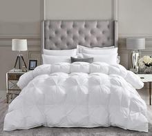 パン布団/キルト/布団寝具冬の豪華な毛布 khanun 白アヒル/ガチョウダウンフィラー 100%